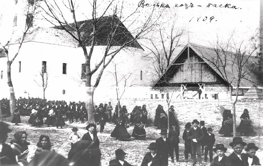 Easter in Kerestur (1904)