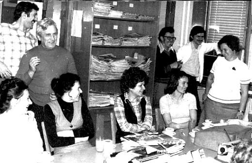 Members od Ruske slovo