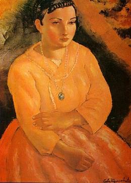 Ruskinja - Rusyn girl