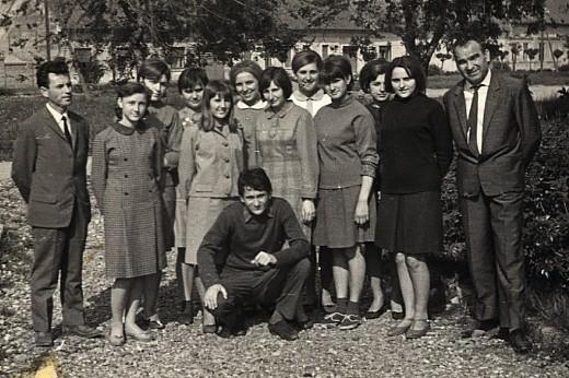 Uciteljska skola, Sombor