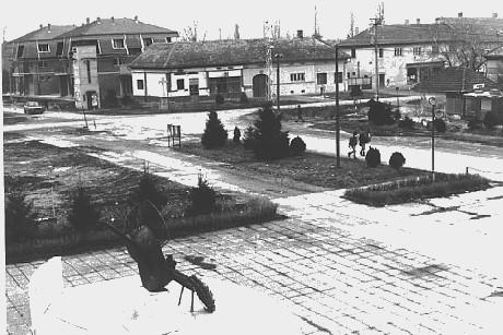 Kocur, square