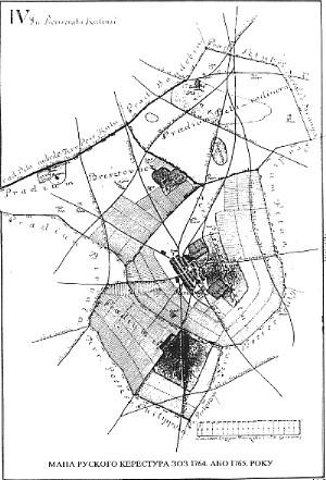 Map of Kerestur