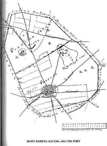 Map of Kocur
