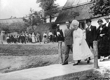 The wedding procession II - Svadzba na Veljkim sore