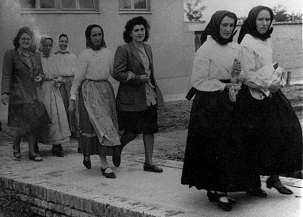 Part of procession - Svaski